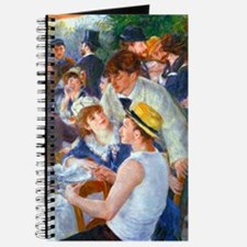Renoir - Boating Party Journal