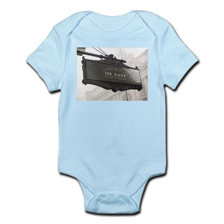 NYC Storm Infant Bodysuit