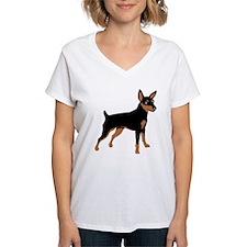 Cartoon Miniature Pinscher 1 Shirt