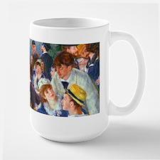 Renoir - Boating Party Ceramic Mugs