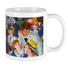 Renoir - Boating Party Small Mug