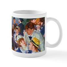 Renoir - Boating Party Small Mugs