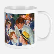 Renoir - Boating Party Small Mugs