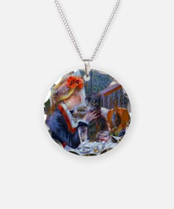 Renoir - Boating Party Necklace