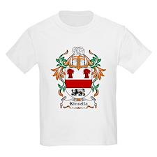 Kinsella Coat of Arms Kids T-Shirt