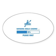Kayaking Skills Loading Decal