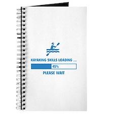 Kayaking Skills Loading Journal