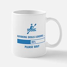 Kayaking Skills Loading Mug