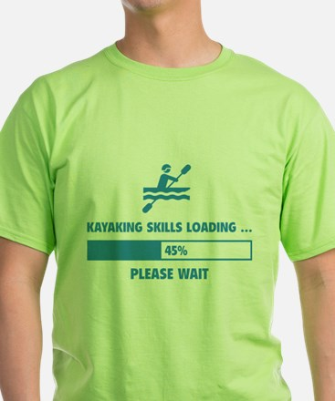 Kayaking Skills Loading T-Shirt