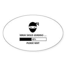 Ninja Skills Loading Decal