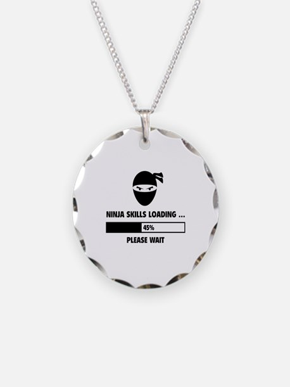 Ninja Skills Loading Necklace