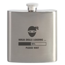Ninja Skills Loading Flask