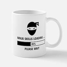 Ninja Skills Loading Small Mugs