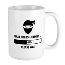 Ninja Skills Loading Mug