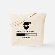 Ninja Skills Loading Tote Bag