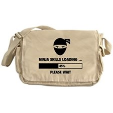 Ninja Skills Loading Messenger Bag