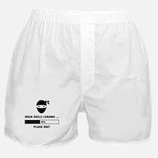 Ninja Skills Loading Boxer Shorts
