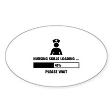 Nursing Skills Loading Decal