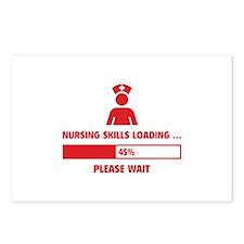 Nursing Skills Loading Postcards (Package of 8)