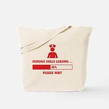 Nursing Skills Loading Tote Bag