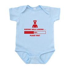 Nursing Skills Loading Infant Bodysuit