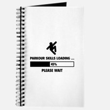 Parkour Skills Loading Journal