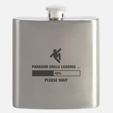 Parkour Skills Loading Flask