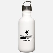 Parkour Skills Loading Water Bottle