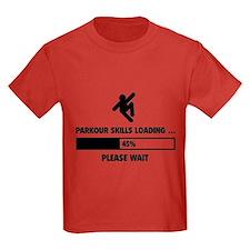 Parkour Skills Loading T