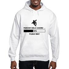 Parkour Skills Loading Jumper Hoodie