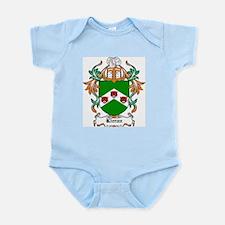 Kieran Coat of Arms Infant Creeper
