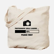 Photography Skills Loading Tote Bag