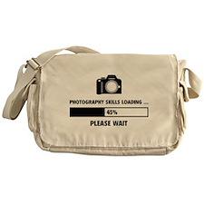 Photography Skills Loading Messenger Bag