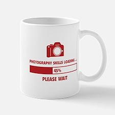 Photography Skills Loading Mug