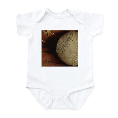 Vintage Baseball Infant Bodysuit