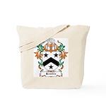 Kemble Coat of Arms Tote Bag