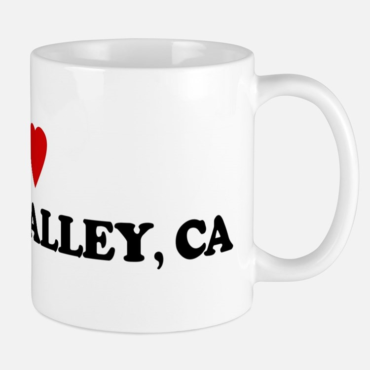 I Love SILICON VALLEY Mug