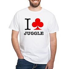 I Club Juggle Shirt