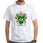 Kearns Coat of Arms White T-Shirt