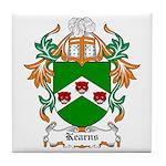 Kearns Coat of Arms Tile Coaster