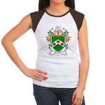 Kearns Coat of Arms Women's Cap Sleeve T-Shirt