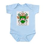 Kearns Coat of Arms Infant Creeper