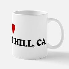 I Love PLEASANT HILL Mug