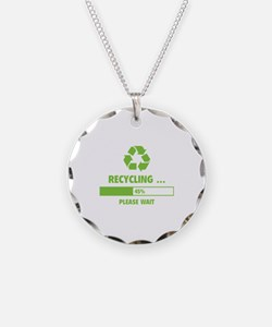 RECYCLING ... Necklace