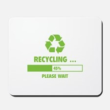 RECYCLING ... Mousepad