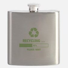 RECYCLING ... Flask