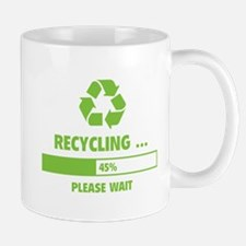 RECYCLING ... Small Small Mug