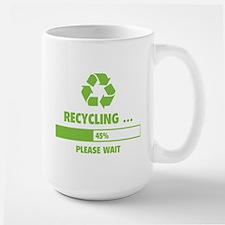 RECYCLING ... Mug