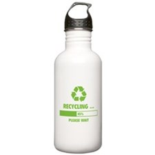 RECYCLING ... Water Bottle