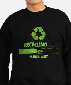 RECYCLING ... Sweatshirt